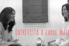 Espiritualidad y Almas en Tránsito, con Carol Mateos